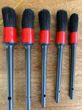 Detailing Brushes - Set of 5