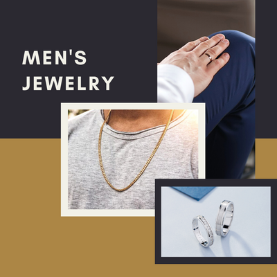 Man's guide to Buying  Jewelry