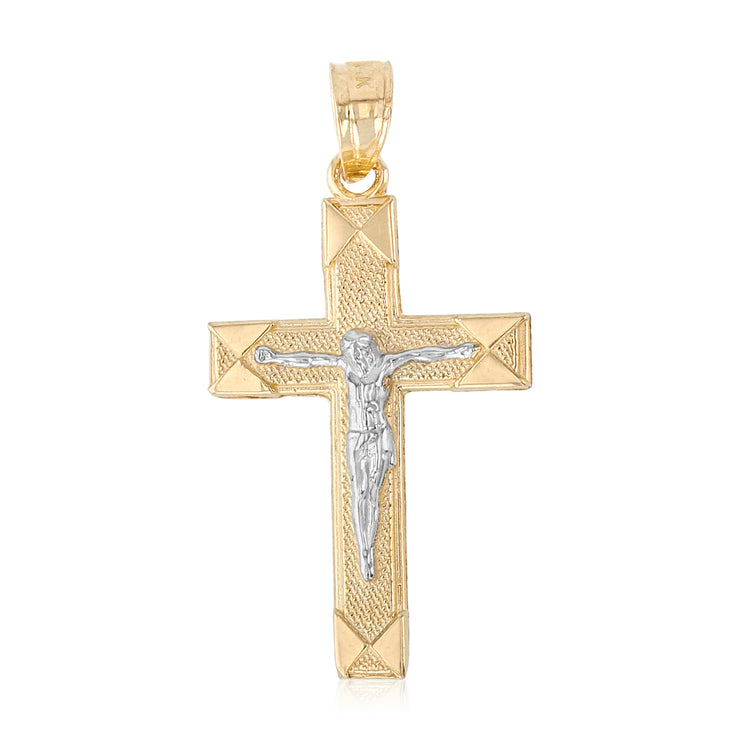 Crucifix Cross Pendant for Necklace or Chain