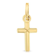 Plain Cross Pendant for Necklace or Chain
