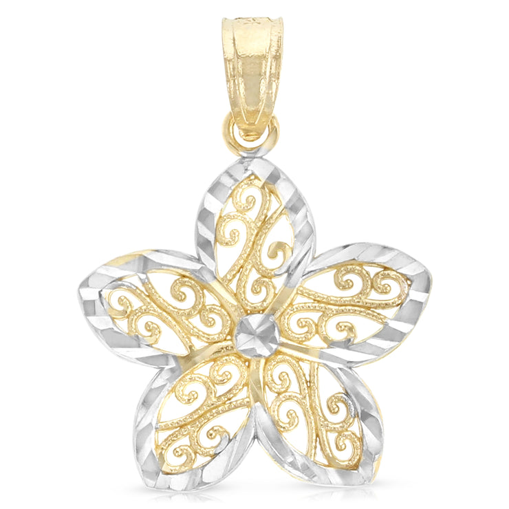 Flowers Pendant for Necklace or Chain