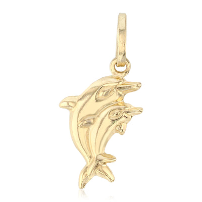 Dolphin Pendant for Necklace or Chain