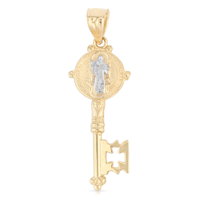 Key Pendant for Necklace or Chain
