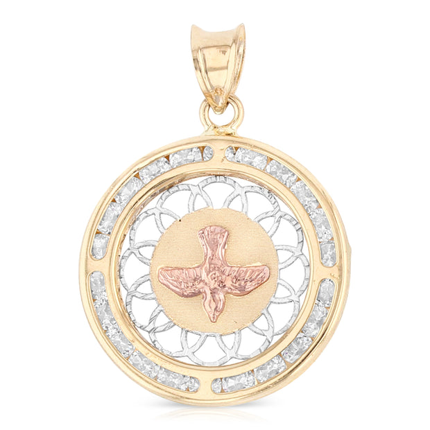 Holy Spirit Pendant for Necklace or Chain