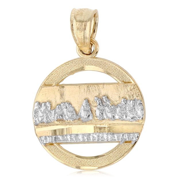 Last Supper Pendant for Necklace or Chain