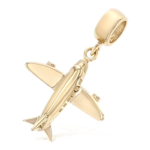 Air Plane Pendant for Necklace or Chain