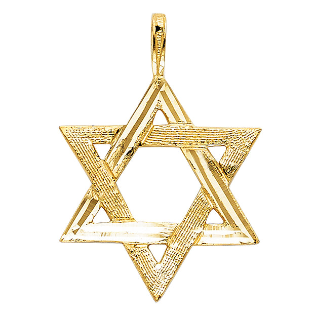 Jewish Pendant for Necklace or Chain