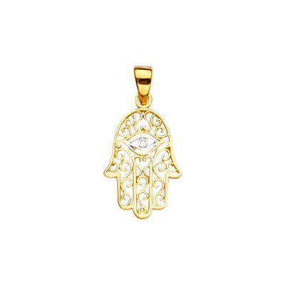 Hamsa Pendant for Necklace or Chain