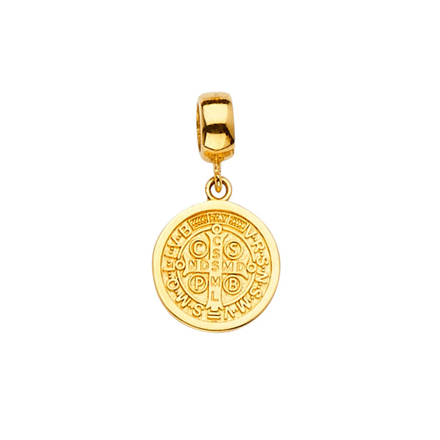 San Benito Pendant for Necklace or Chain