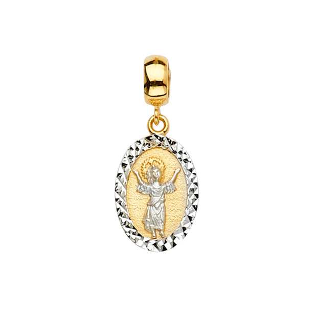Jesus Pendant for Necklace or Chain