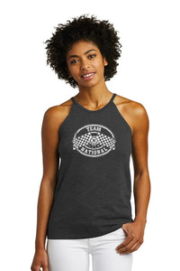 Alternative Slub Sporty Tank - Black