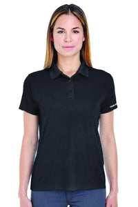 Ultra Club Ladies Polo - Black