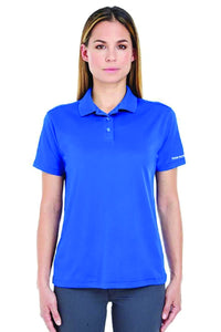 Ultra Club Ladies Polo - Blue