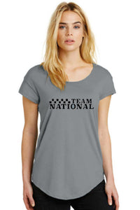 Alternative Cotton Modal T-Shirt - Nickel