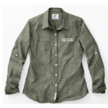 M Clearwater Roots73 LS Shirt - Olive