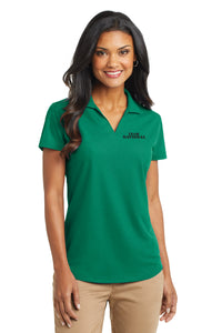 Ladies Dry Zone Grid Polo - Green