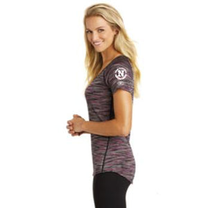 Ogio Endurance Ladies Verge Scoop Neck - Pink