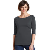 Perfect Weight 3/4 Sleeve - Charcoal