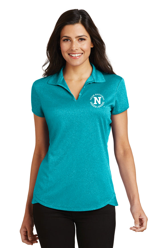 Trace Heather Polo