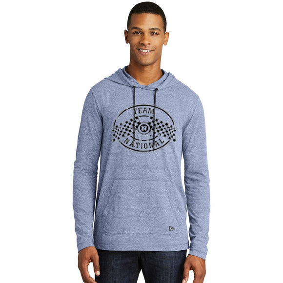 Tri Blend Performance Pullover - Navy