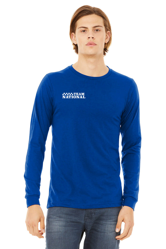 Unisex Jersey Long Sleeve True Royal