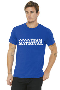 Made in the USA Jersey Short Sleeve - Royal