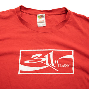"VINTAGE 311 ""CLASSIC"" T-SHIRT (Men's Large)"