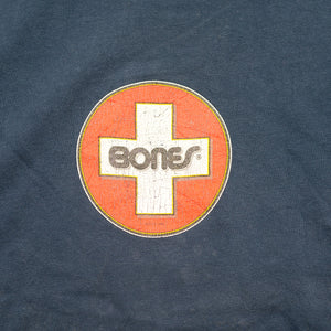 VINTAGE BONES SWISS BEARINGS T-SHIRT (Men's Large)