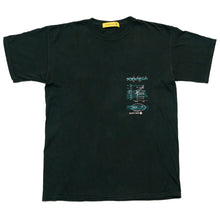 MDMA THERAPY T-SHIRT (Vintage Black, Teal, Powder Pink)
