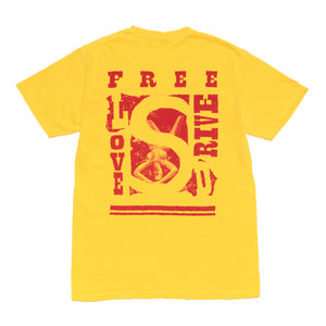 FREE LSD T-Shirt (Citrus/Red)