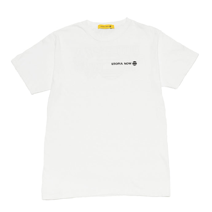 ALTERNATE PLANES T-Shirt (White/Black)
