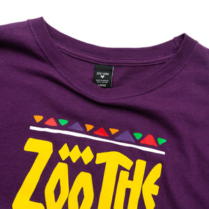 "ZOO YORK ""ZOO THE RIGHT THING"" T-SHIRT (Men's Large)"