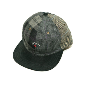 NOAH WOOL PANELED CAP