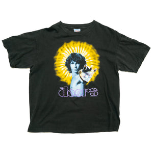 VINTAGE THE DOORS JIM MORRISON T-SHIRT (1997) Men's Large