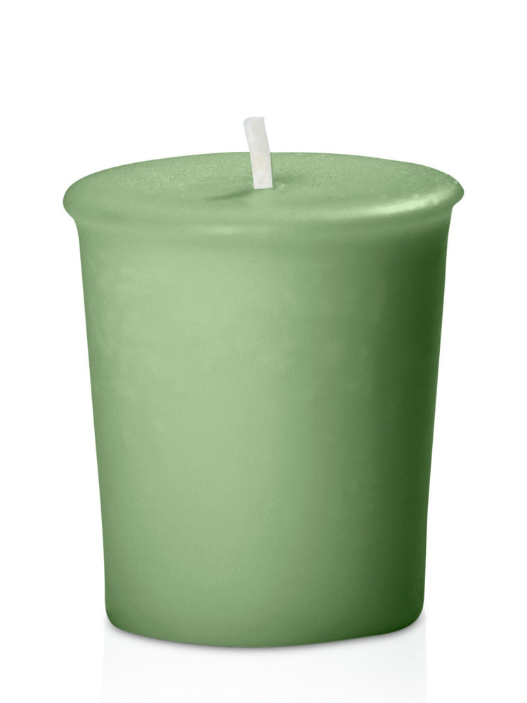 Spell Candle : Moreton Eco Votive Candle GREEN