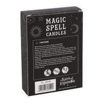 Dusty Rose Essentials : Magic Spell Candles BLACK Protection