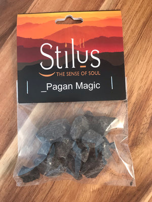 Dusty Rose Essentials : Pagan Magic Incense Resin 15 Grams
