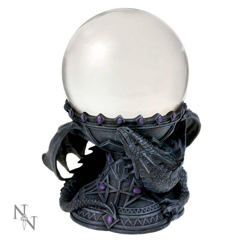 Dusty Rose Essentials : Dragon Beauty Crystal Ball Stand