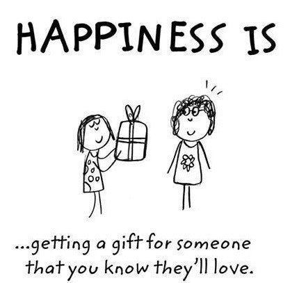 Gifts Actually - About us - Gifts are all around at gifts Actually - Happiness is gift giving