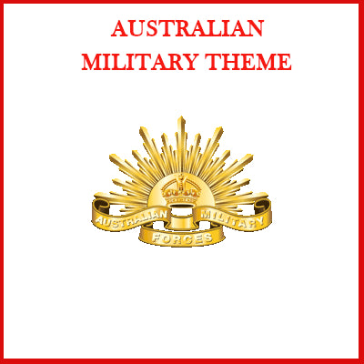 Gifts Actually  Australian military themed gifts