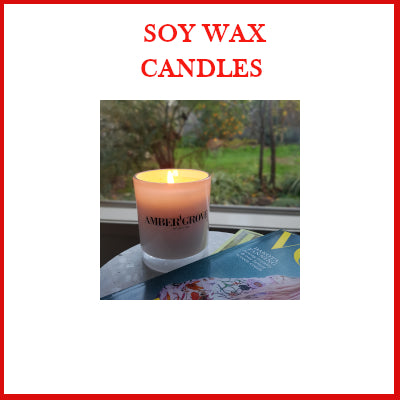 Gifts actually - Soy Wax Candles and Melts