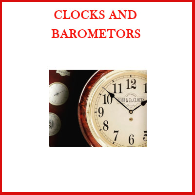 Gifts Actually - Clocks and Barometer Collection