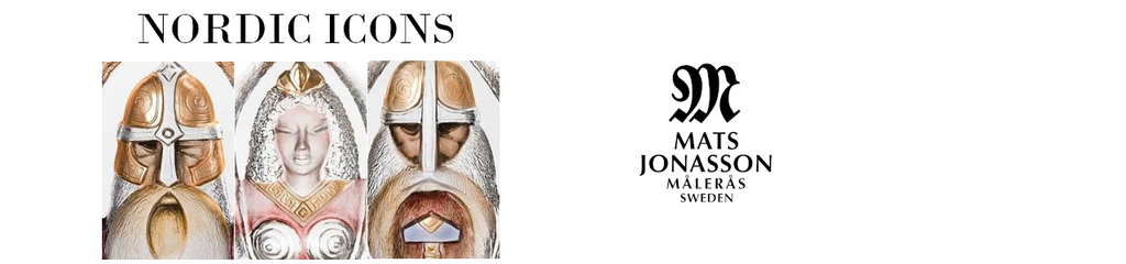 Gifts Actually - Mats Jonasson Nordic Icon Collection
