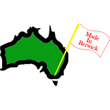 Gifts Actually - Made in Berwick Logo