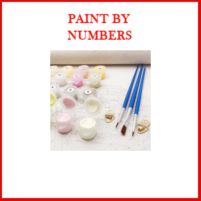Gifts Actually - Paint By Numbers