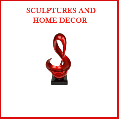 Gifts Actually - Sculptures and Home Decor