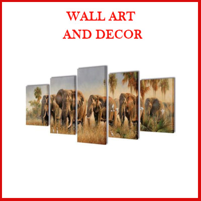 Gifts Actually - Wall Art and Decor