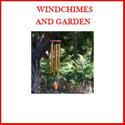 Gifts Actually - Wind Chimes and Garden Gifts
