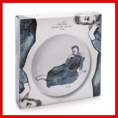 Gifts Actually - Carrol Boyes - Dinner Plate Set of 4 - Enticing - (0B-DP-ENC-4)