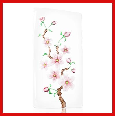 Gifts Actually. Mats Jonasson Crystal - Floral Fantasy - Cherry Blossom (34103).